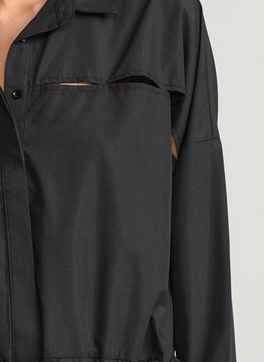 Kesik Detaylı Gömlek-People By Fabrika